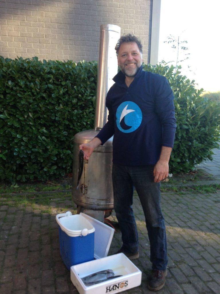 Noordoost Aquaponics Erik Moesker